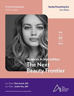 Nuances in Injectables: The Next Frontier